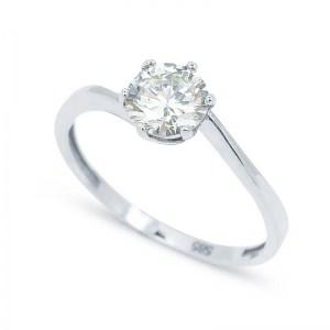 eljegyzési gyémánt gyűrű